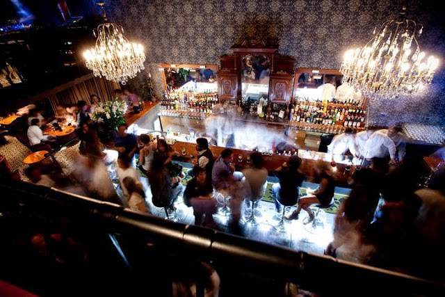 Bar Frank's Buenos Aires