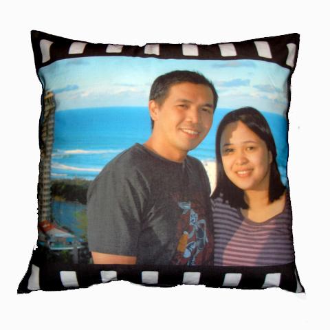Almofadas personalizadas com fotos
