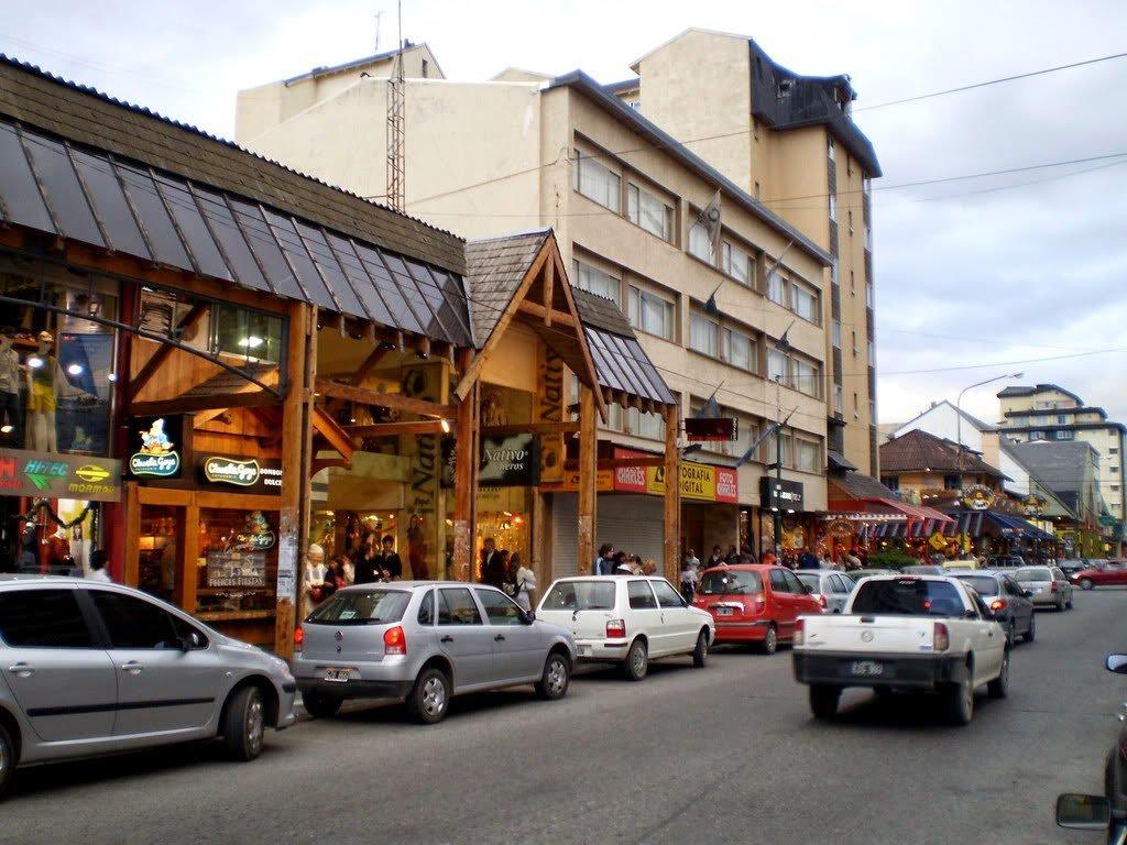 Calle Mitre Bariloche