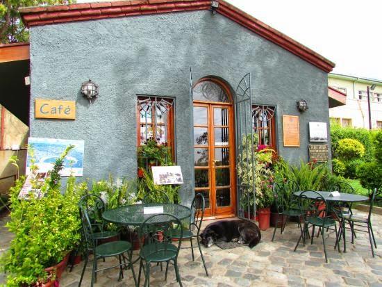 Museu La Sebastiana em Valaparaíso no Chile