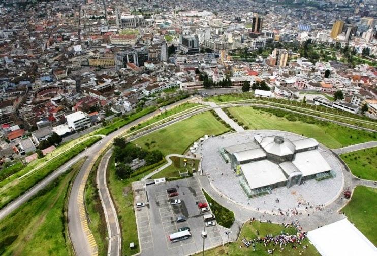 Parque Itchimbía quito