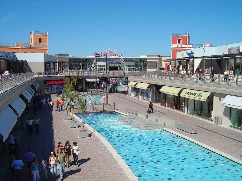 Freeport Outlet em Lisboa