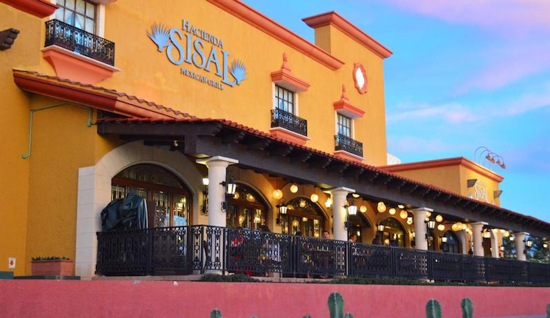 Restaurante Hacienda Sisal em Cancún
