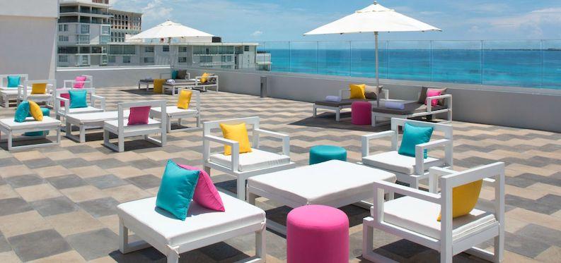 Hotel Aloft Cancún