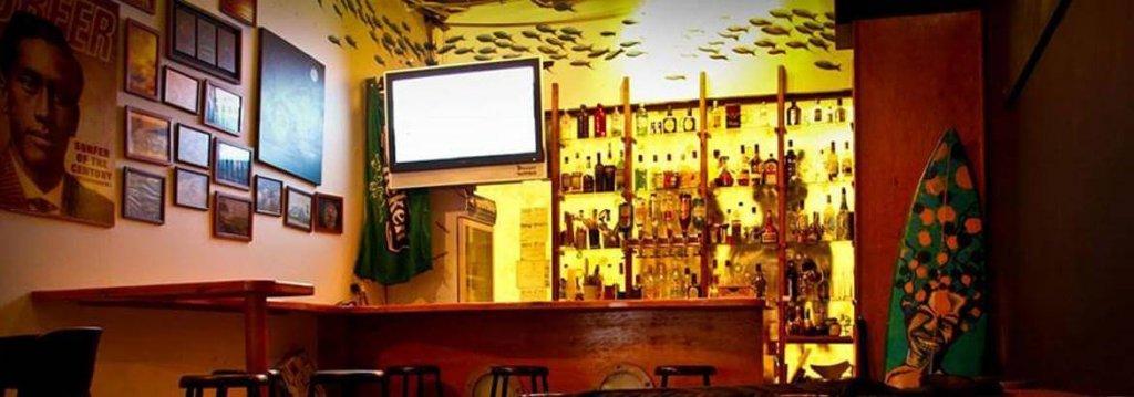 Bar Banzaiem San Andrés