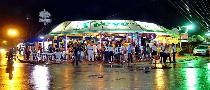 Bar em Punta Cana