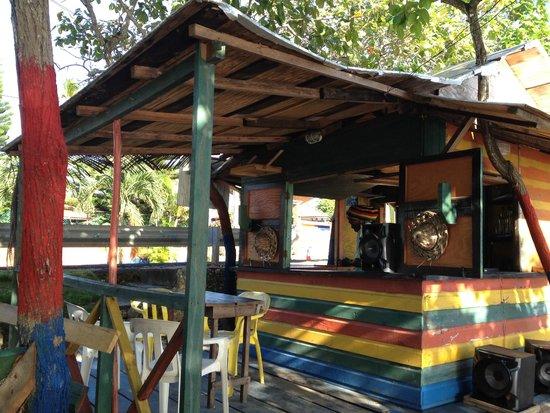 Bar Sweet Mama's em San Andrés