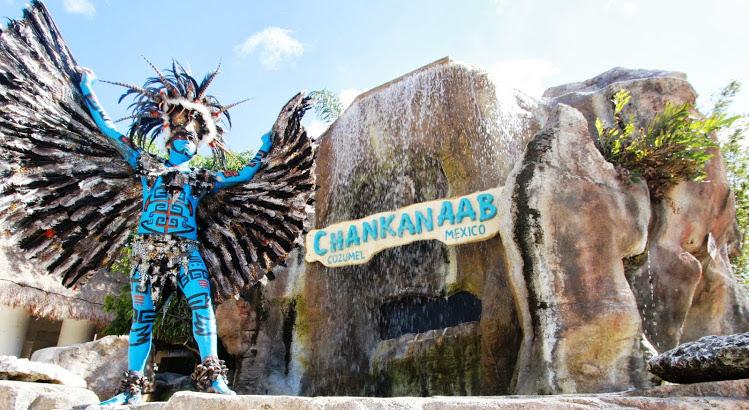 Parque Chankanaab Beach Adventure Park em Cancún