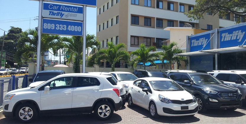 Locadora de carros em Punta Cana