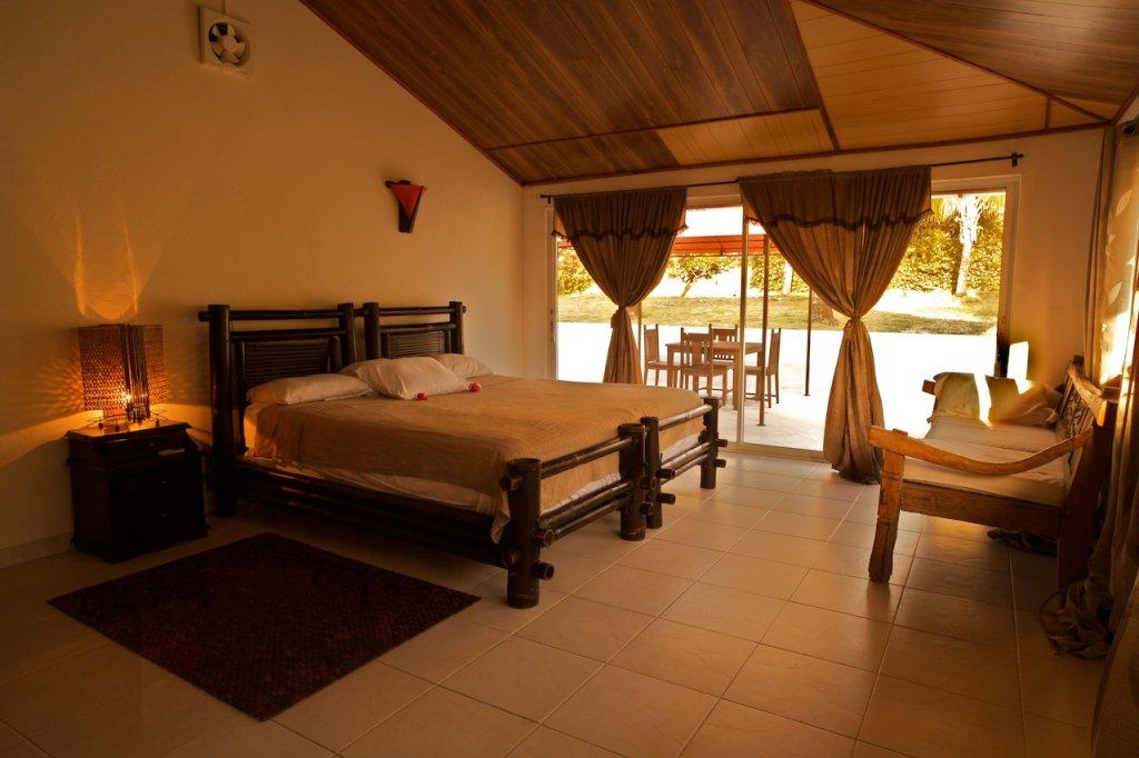 Quarto do Hotel Playa Tranquilo em San Andrés