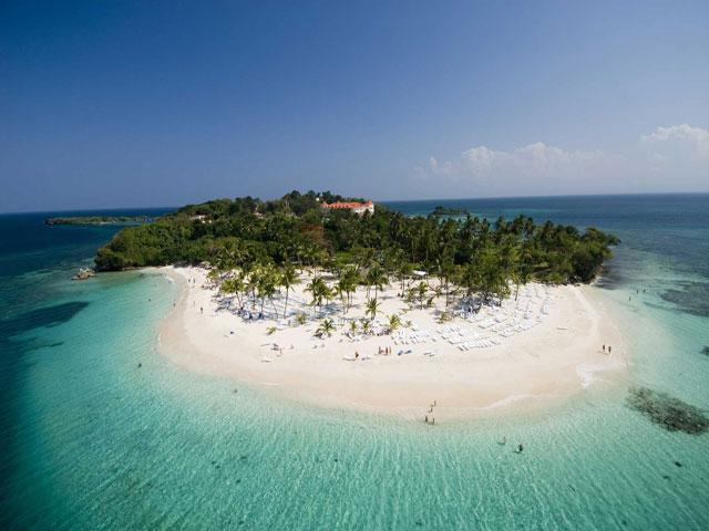 Ilha Saona em Punta Cana