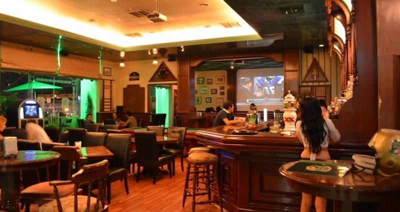 McCarthy's Irish Pub em Cancún