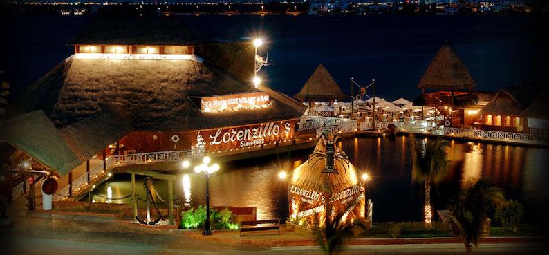 Restaurante Lorenzillo's em Cancún
