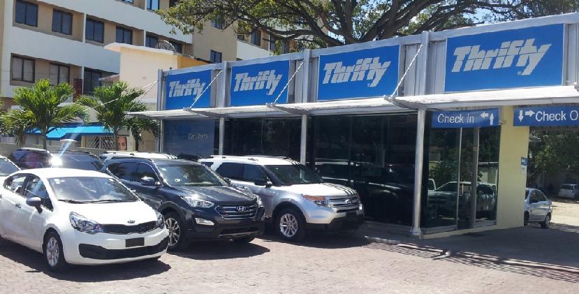 Empresas de aluguel de carro em Punta Cana