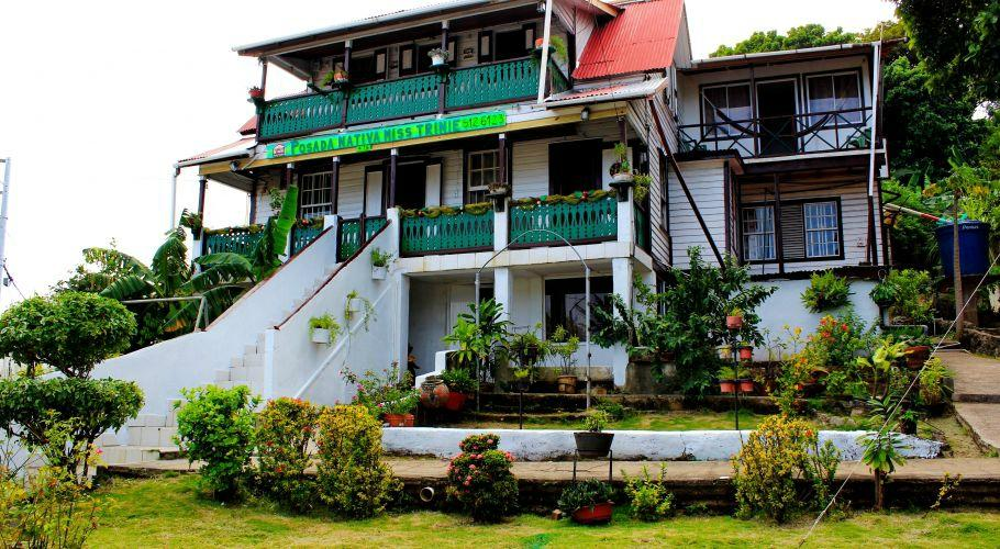 Hotel Pousada Nativa Miss Trinie em San Andrés