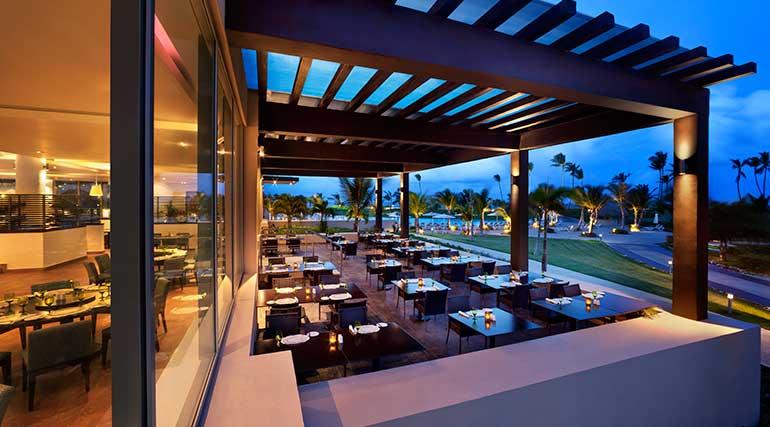 Restaurante em Punta Cana