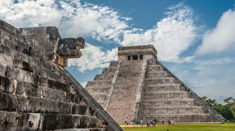 Chichén Itzá em Cancún