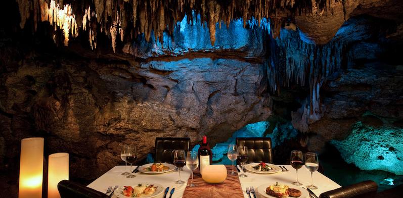 Restaurantes românticos para ir durante a lua de mel em Cancún