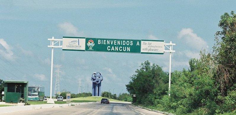 Como se locomover em Cancún