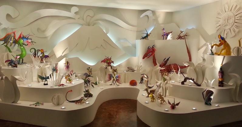 Conhecendo o Museu de Arte Popular em Cancún