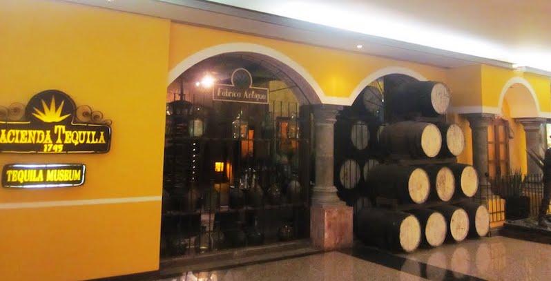 Museu Sensorial da Tequila em Cancún - México