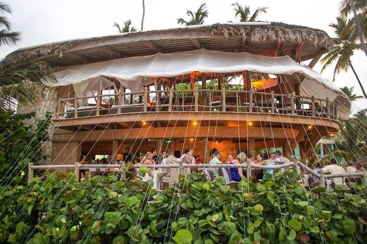 Restaurante Jellyfish Beach em Punta Cana