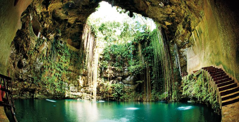 Beleza de Chichén Itzá em Cancún