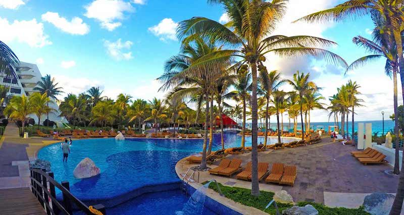 Resort Oasis Cancún Lite em Cancún