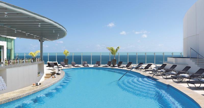 Resort Beach Palace em Cancún