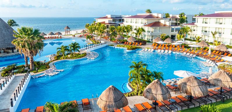 Resort Moon Palace Golf & Spa Resort em Cancún
