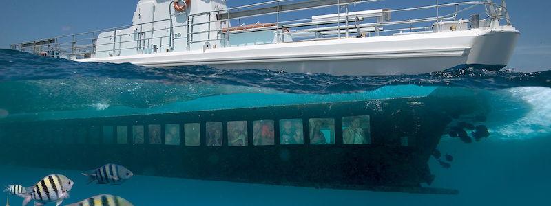 Atlantis Submarine Expedition no Parque Chankanaab Beach Adventure Park