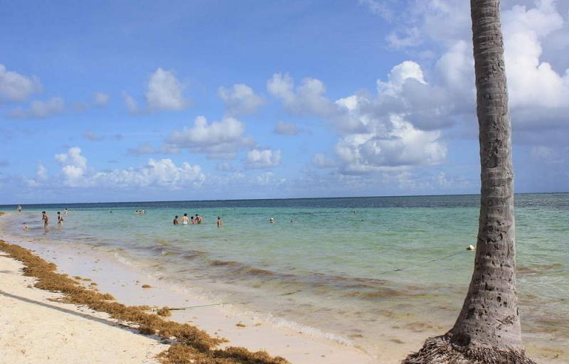 Praia Cabeza de Toro em Punta Cana