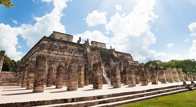 Chichén Itzá em Cancún no México