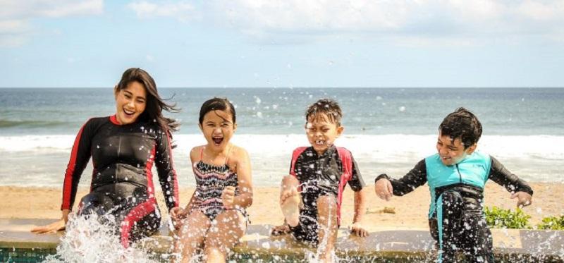 O que fazer com crianças em San Andrés