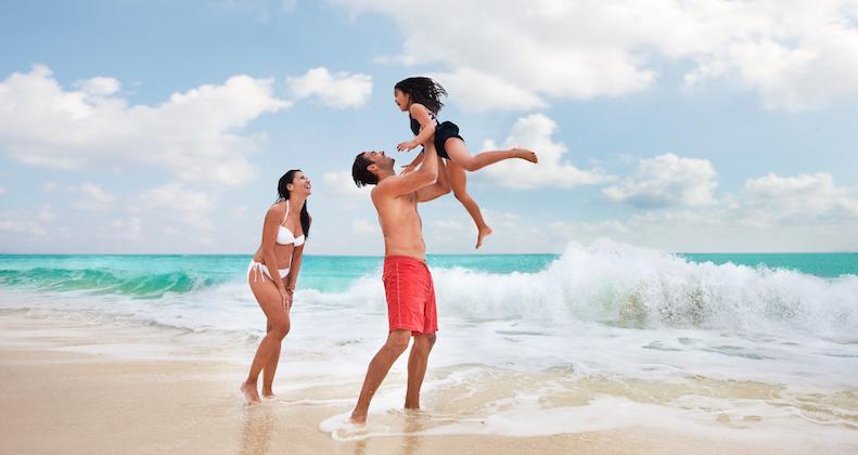 Seguro Viagem Internacional para família em Cancún