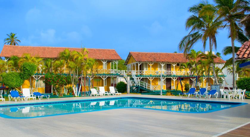 Resort Sol Caribe Campo - All Inclusive em San Andrés