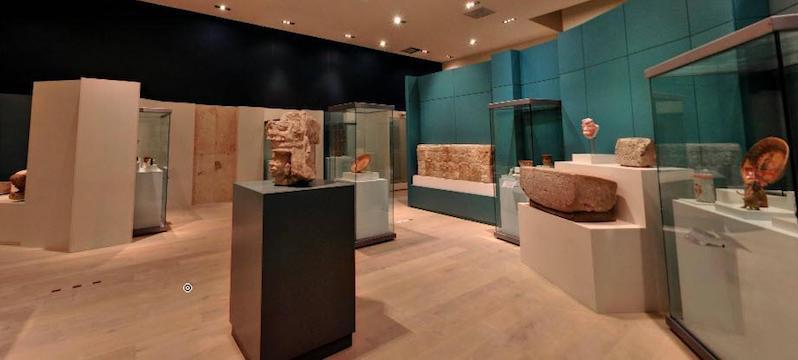 Museu em Cancún
