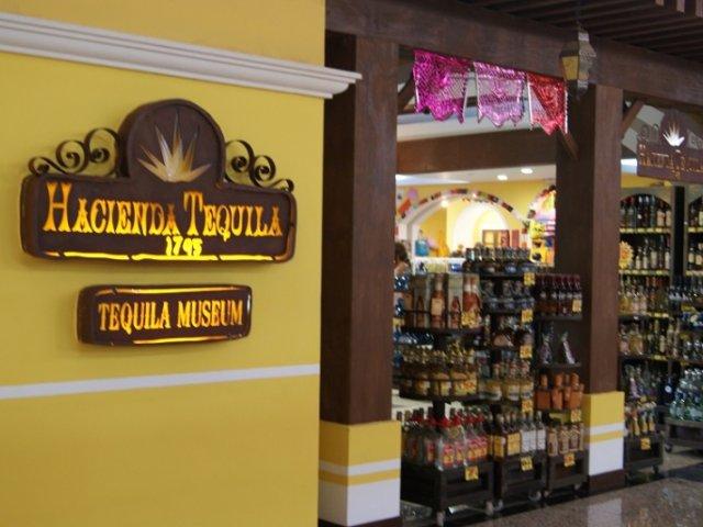 Museu Sensorial da Tequila em Cancún no México