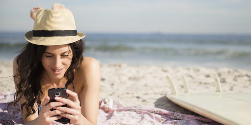 Como usar o celular à vontade em Cancún e no exterior
