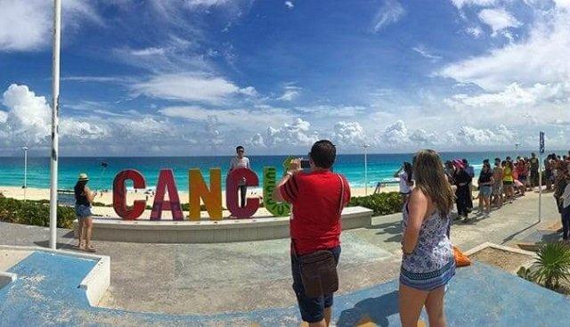 Playa Delfines em Cancún