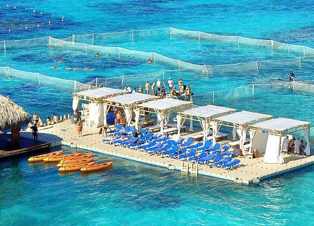 Marinarium em Punta Cana: Mergulho no mar