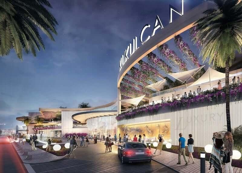 Shopping Kukulcan Plaza em Cancún | México