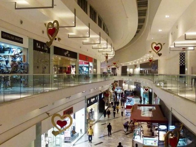 Shopping Plaza Las Americas em Cancún | México