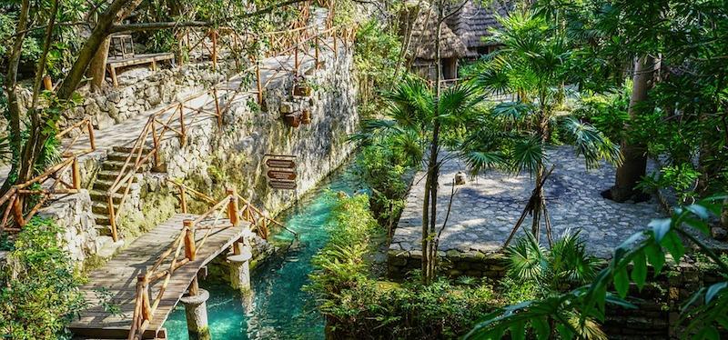 Belezas em Cancún