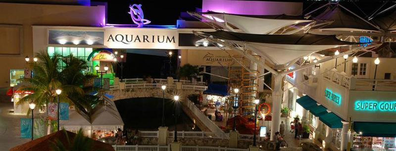 O que fazer no Shopping Plaza La Isla em Cancún