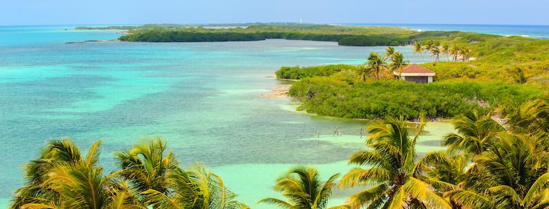 Ilha Isla Contoy em Cancún