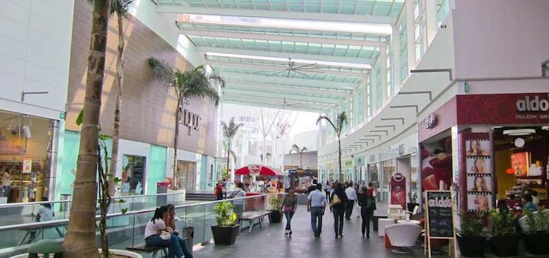 Shopping Plaza Las Americas em Cancún