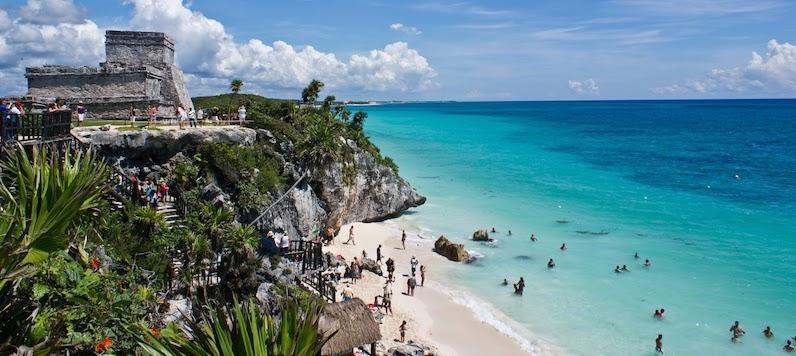 Região de Tulum em Cancún